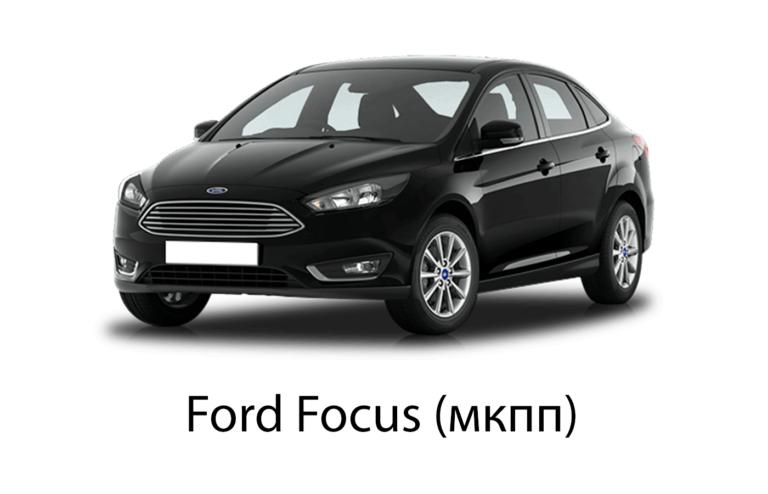 Ford Focus black1