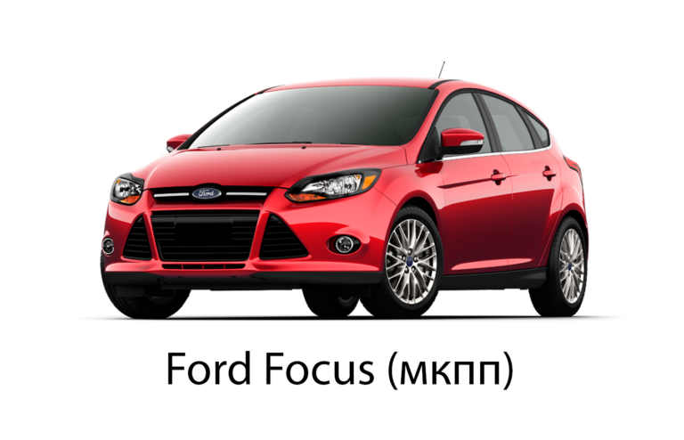 Ford Focus red
