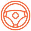 руль(иконка)